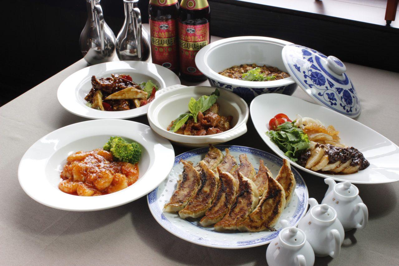 中国料理 朱夏